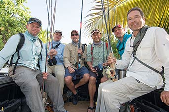 Ascension Bay Fly Fishing Program