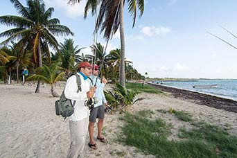 Day Fly Fishing Charters Tulum Mexico