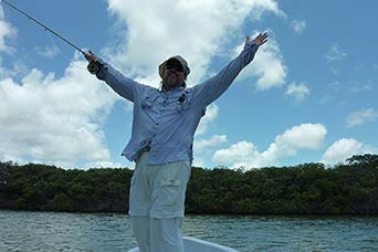 Fly Fishing Charters Tulum Mexico