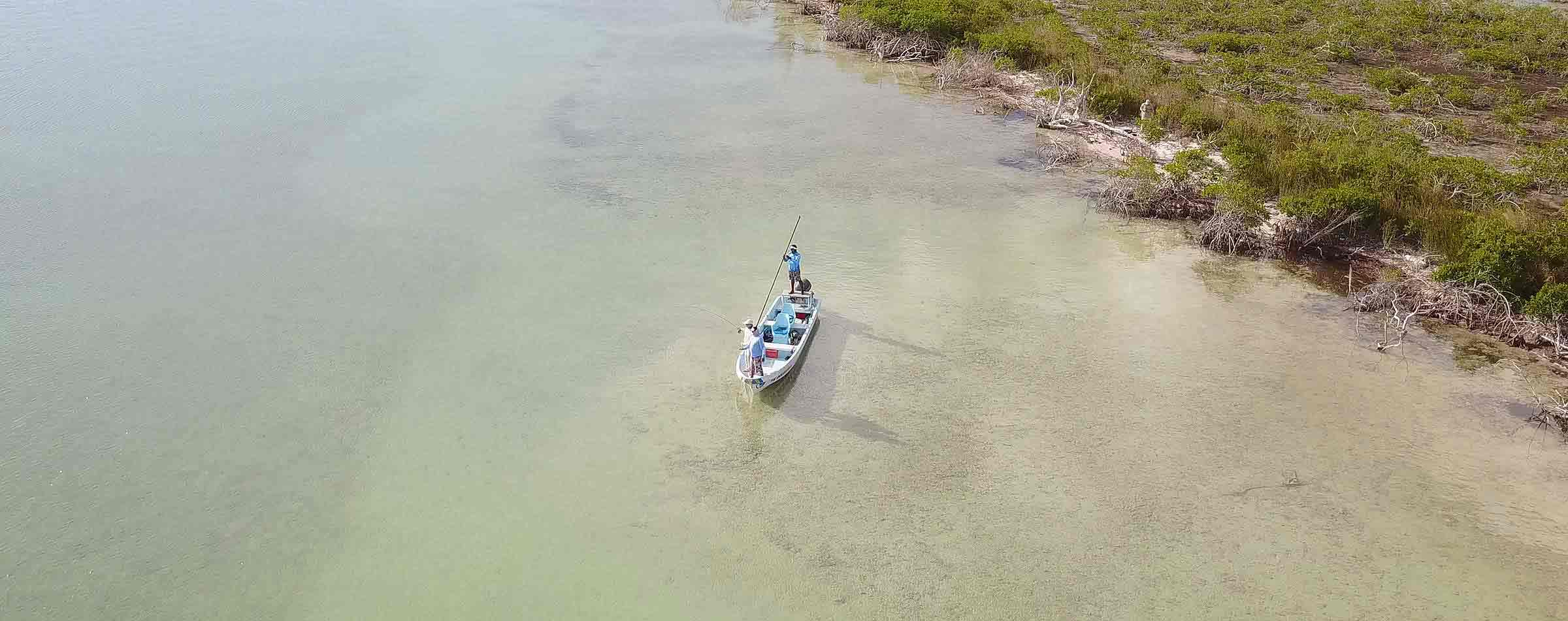 Tulum Ascension Bay Fly Fishing Lodge Day Trips